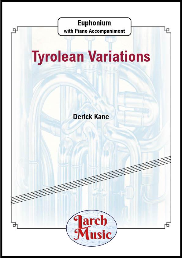 Tyrolean Variations Euphonium /& Piano